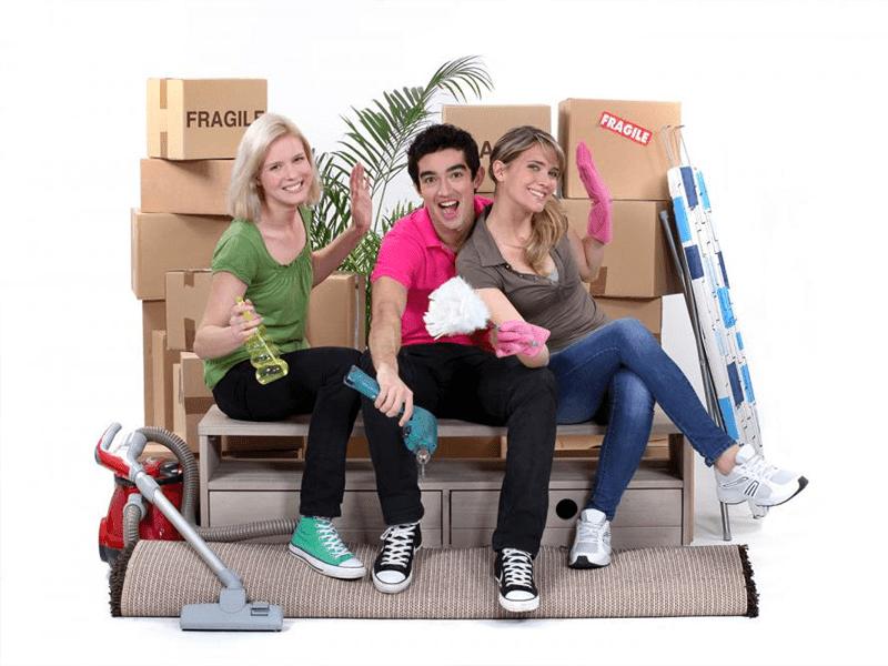Veteran Moving Group - Family