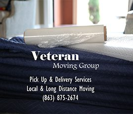 Veteran Moving Group - Services