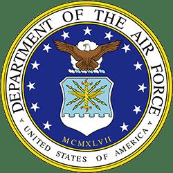 Veteran Moving Group - Air Force badge