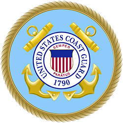 Veteran Moving Group - Coast Guard badge