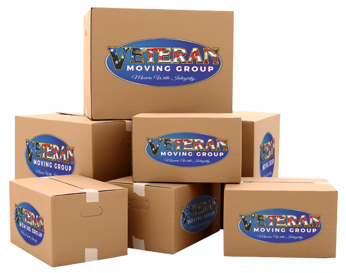 Veteran Moving Group - Packaging Services